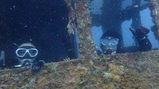2017.9.24 リクエストの沈船へ