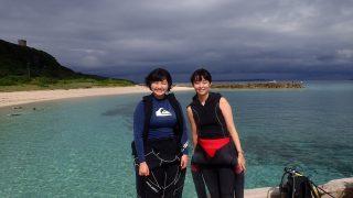 2019.2.13 ビーチ体験ダイビング