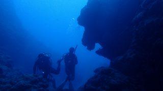 宮古島の人気ダイビング