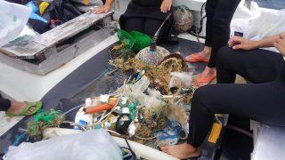 海底掃除 2020.5.28